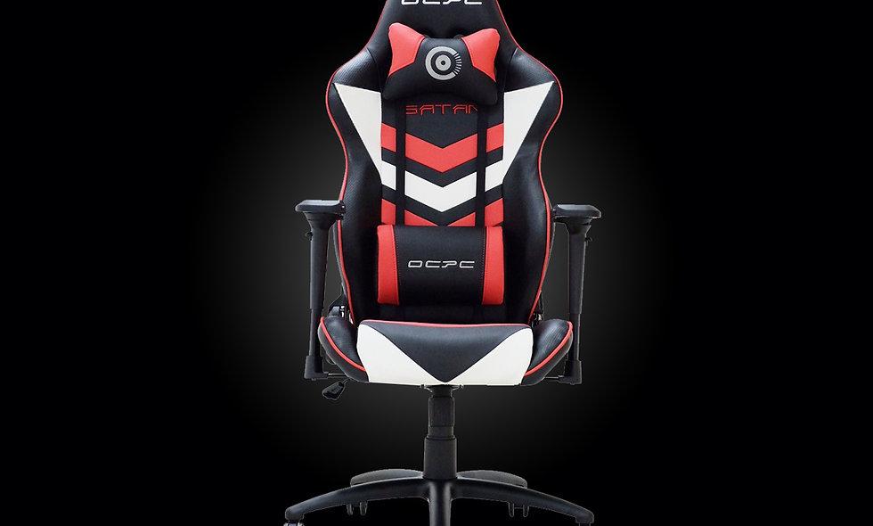SATAN Gaming Chair | Red/White