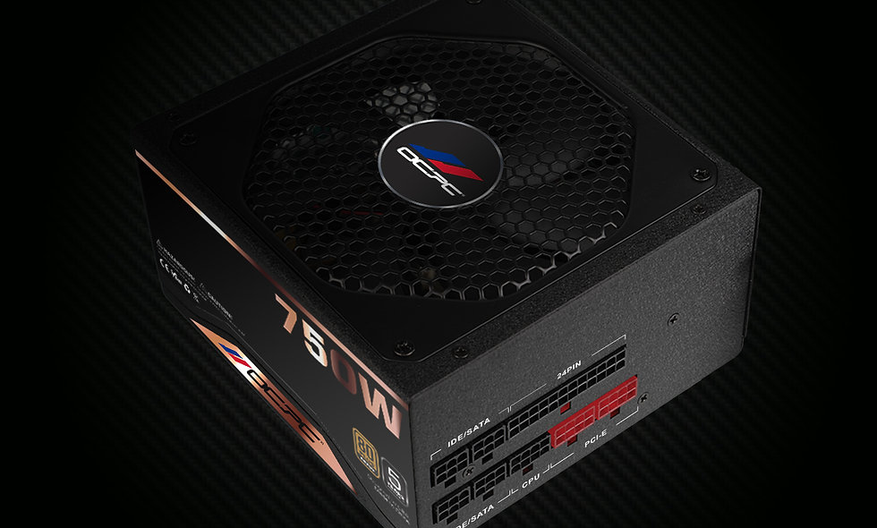 PSU BZ750DM 750W 80 Plus Bronze F/M 110-240V (For USA and S.America Only)