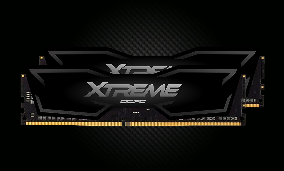 XT II DDR4 16GB (8GBx2) 3000 C16 | Black