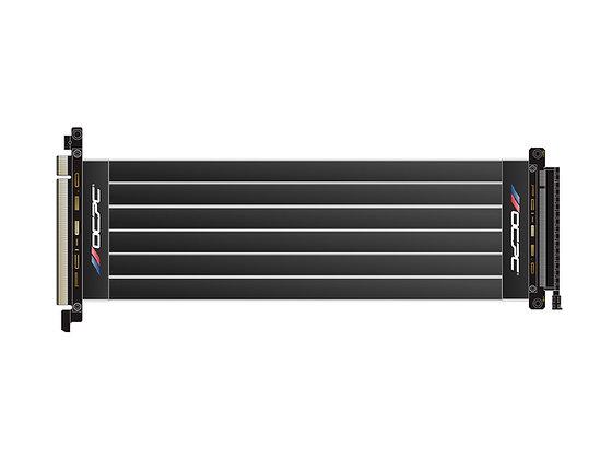 XTENDER RISER CABLE PCI-E 3.0 250MM BLACK
