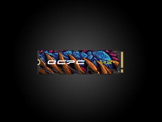 SSD M.2 XT NVMe PCIe 512GB | HyperBeast Edition