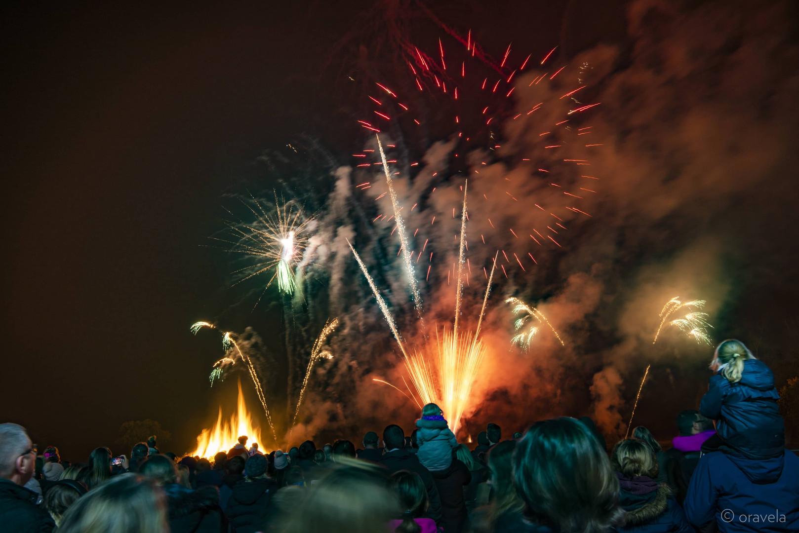Public Events Firework Supplier
