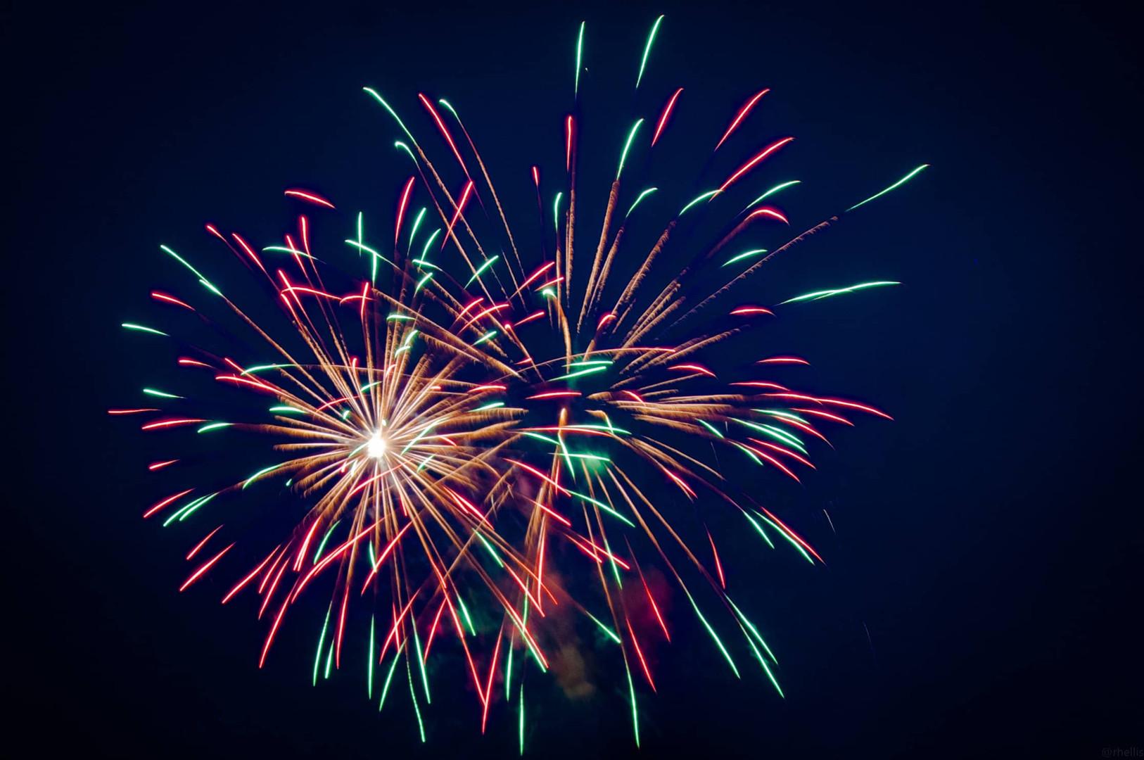 Private Event Firework Displays