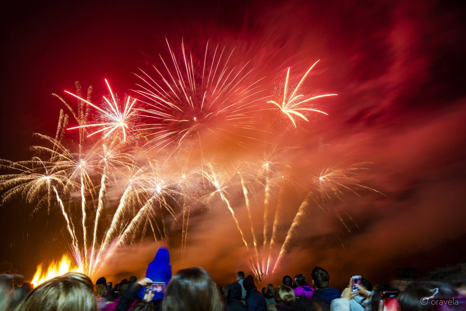 Bonfire Night Fireworks Prices
