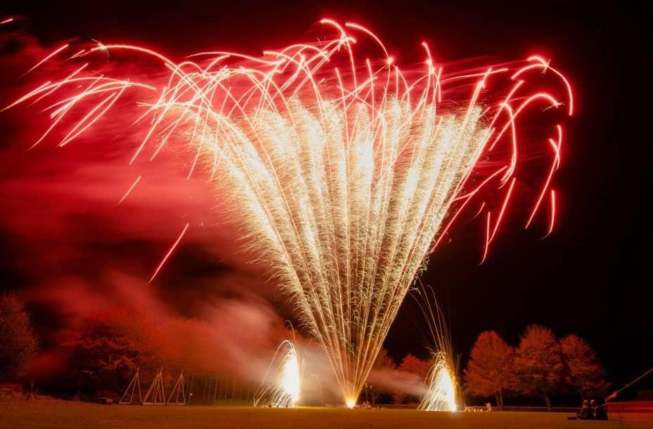 Wedding Firework Cost
