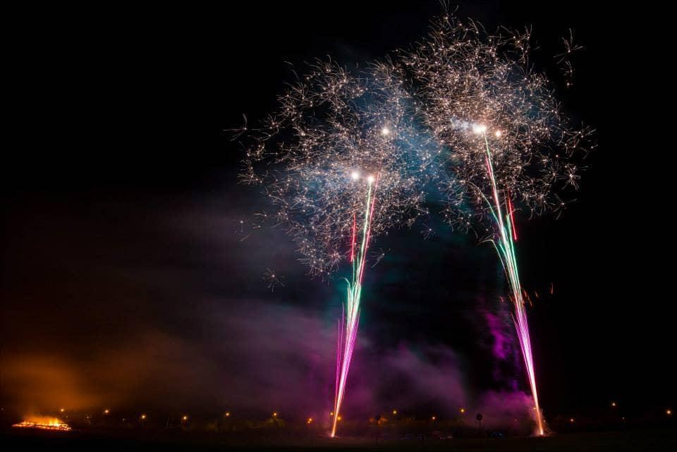 Anniversary Firework Displays