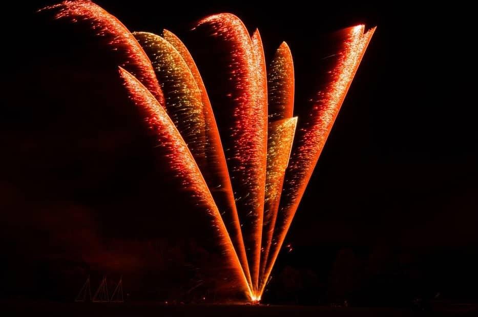 Wedding Fireworks Displays