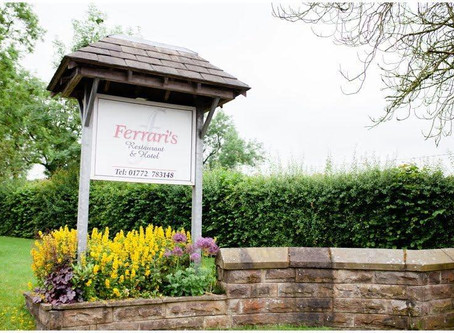 Ferrari's Wedding Fayre - 16 September 2019