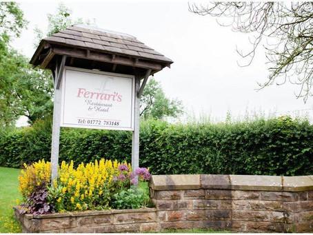 Ferrari's Wedding Fayre - 16 September 2019