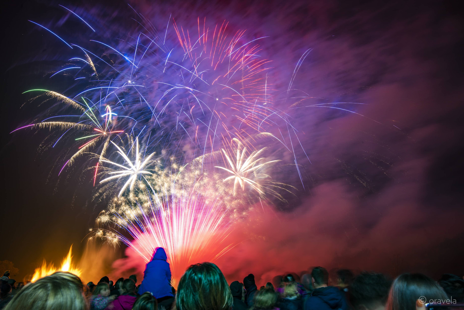 Fireworks For Public Events