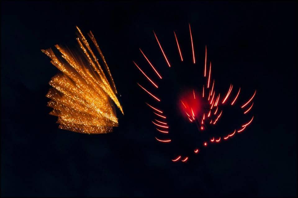 Fireworks For Weddings
