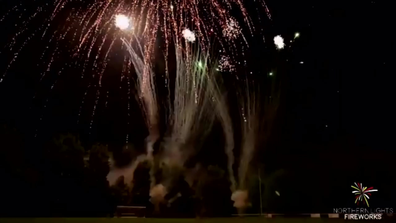 Private Event Fireworks Mines
