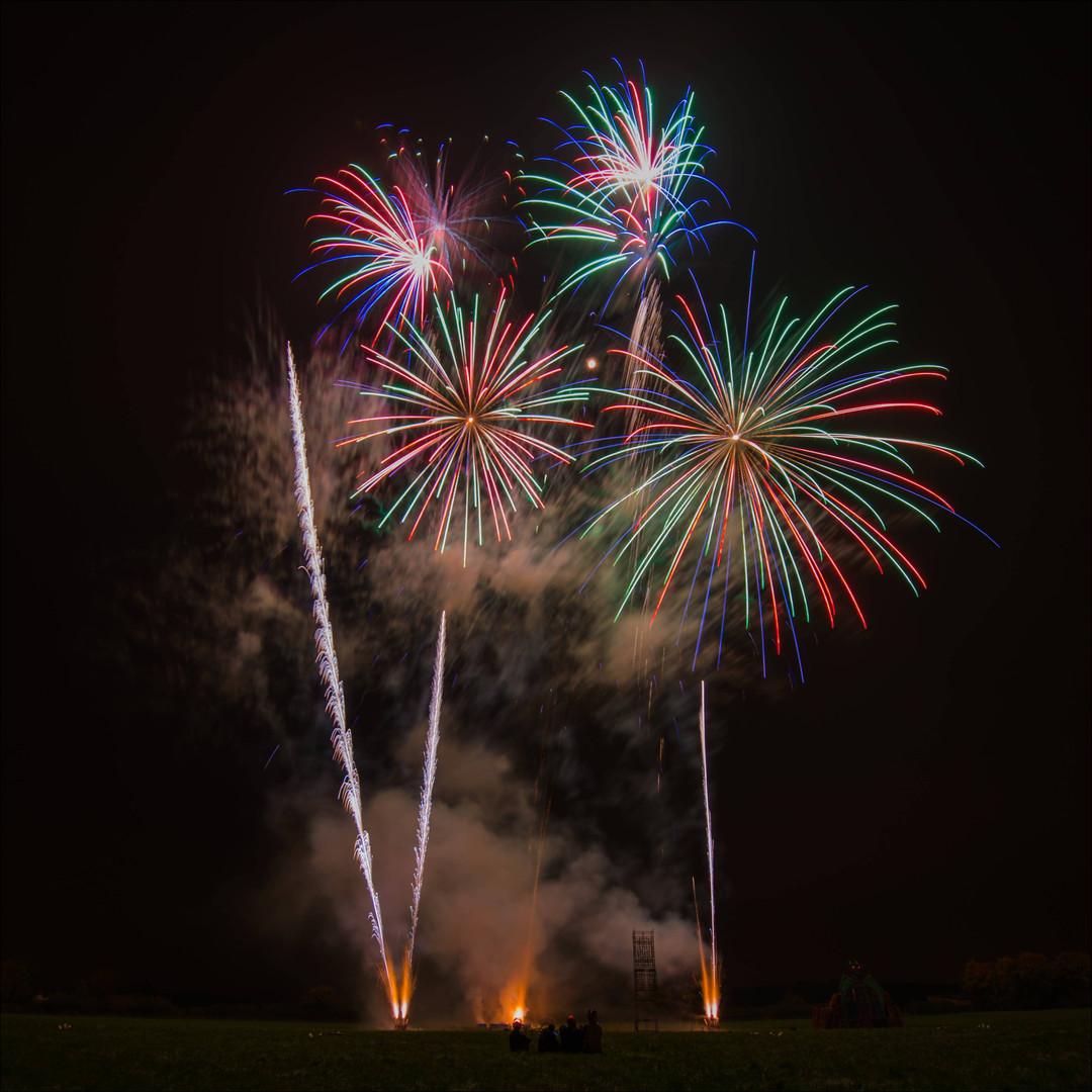 Birthday Firework Displays