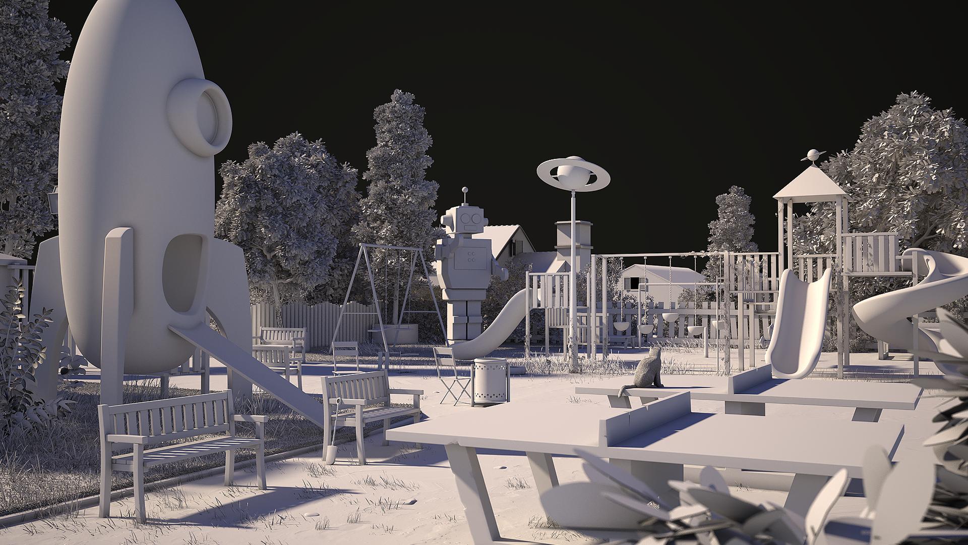 Playground Clay
