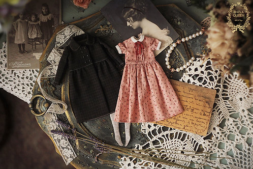 "Vintage clothes set for Pullip. Collection ""Forest girls"": Funny grammar"