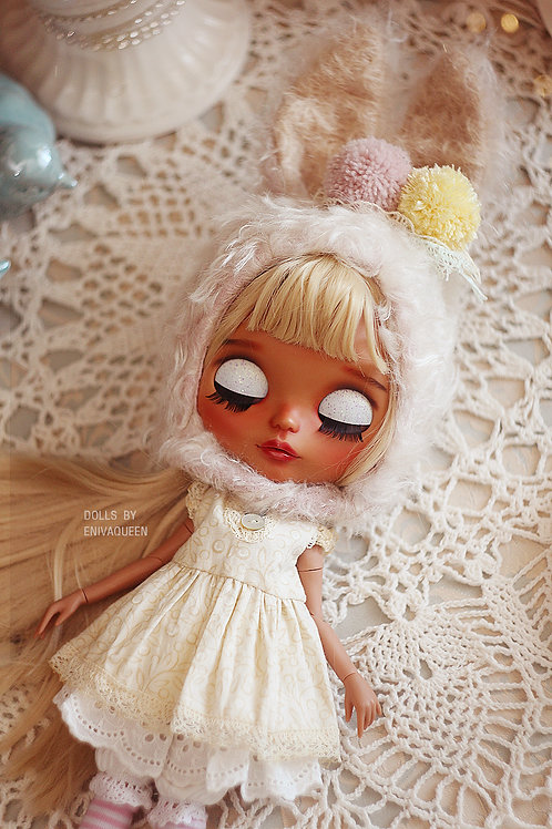 Happy Birthday Custom Blythe Stephanie