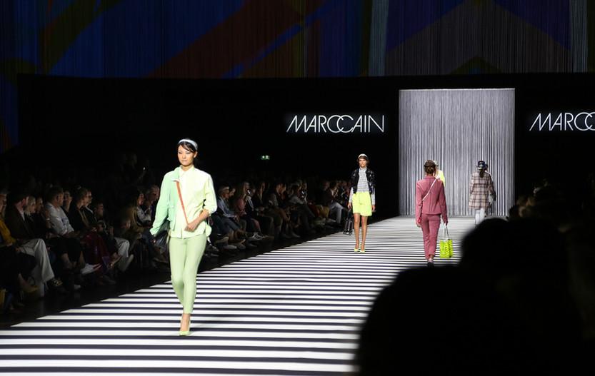 Marc Cain Fashion Show