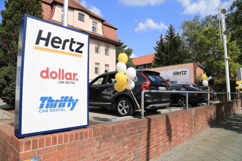 Hertz Autohaus Opening