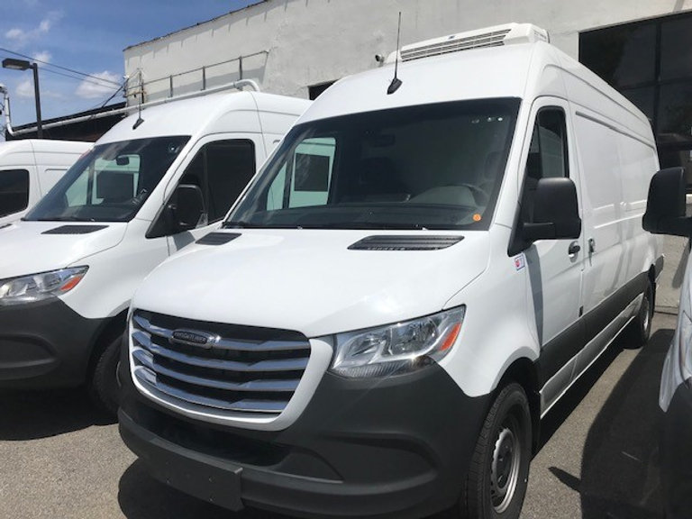 2019 SPRINTER REEFER VAN, 170 WB/ THERMO KING V320 MAX