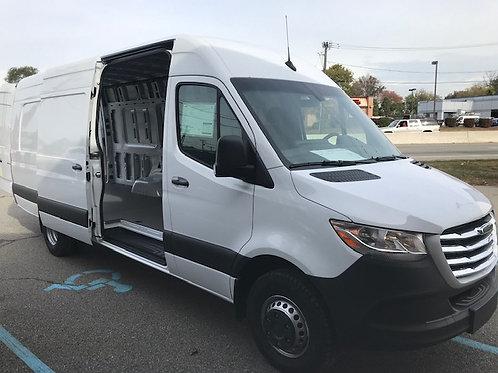 2020 3500 Extended Cargo Van