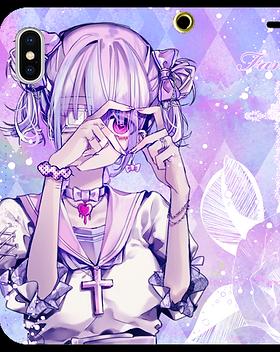手帳型iphoneX「夜魅」.png