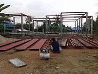 Construction in Khon Kaen