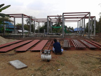 Construction in Khon Kaen