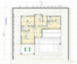 floor plan home builder khon kaen