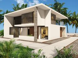 Modern Villa Kalasin front final