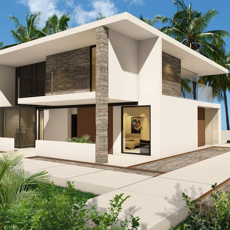 Modern Villa Kalasin front final.png