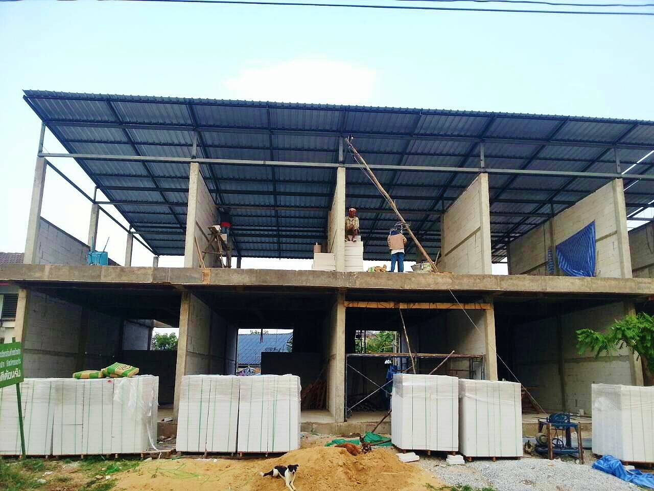 Khon Kaen Townhouse construction (1).jpeg
