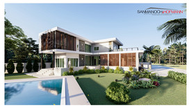Modern Pool Villa in Korat