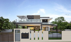 Ubon Rattana House Builder architect (59
