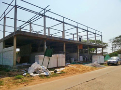 Khon Kaen Town Home Construction