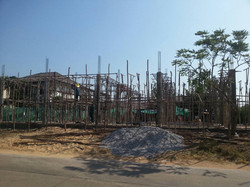 Khon Kaen home building construction