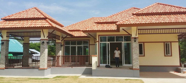 Construction company khon kaen house builder