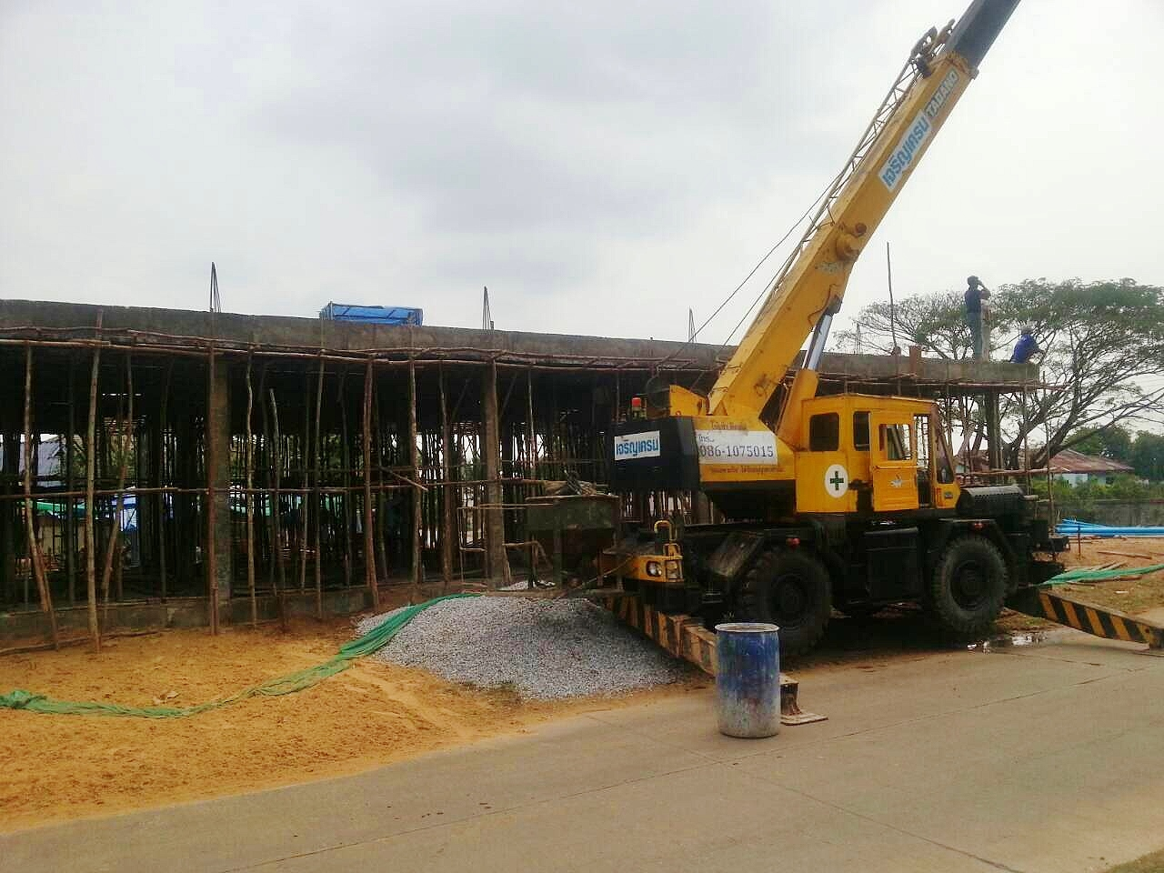 Khon Kaen Town House Construction