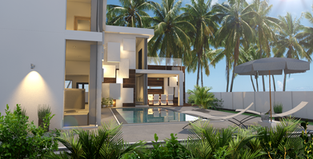 phuket Pool Villa house builder