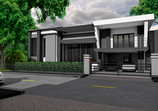 pool villa khon kaen architect