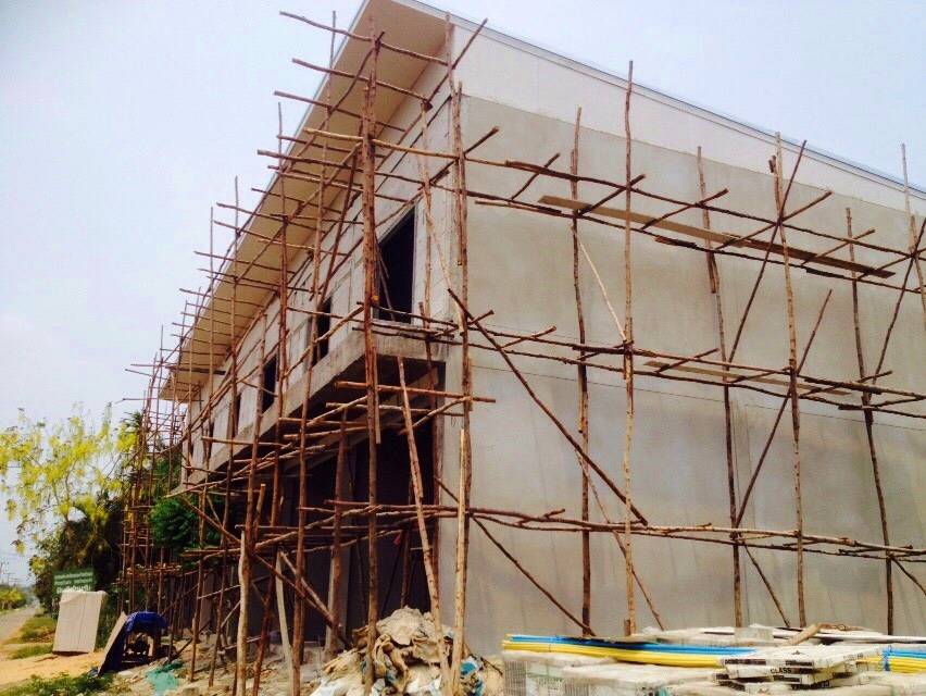 Khon Kaen contruction Townhouse