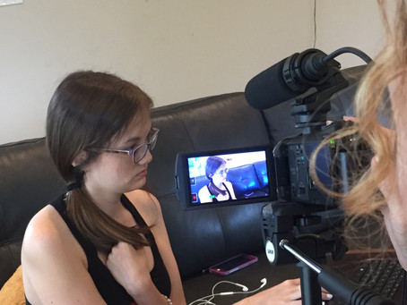 Cape Coral actress balances career, school and Asperger's in festival short