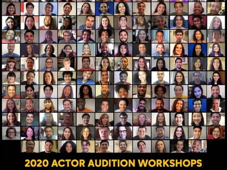 Tal Anderson chosen to participate in the 2020 ABC Discovers LA Workshop