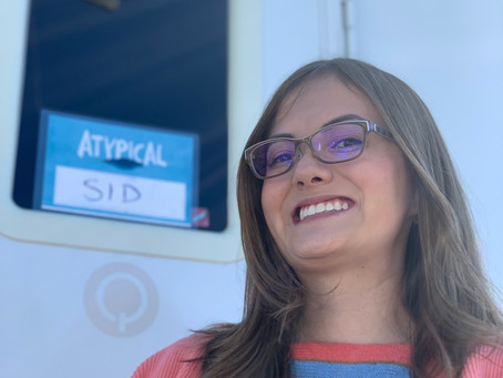 Tal Anderson is cast in Netflix series, ATYPICAL
