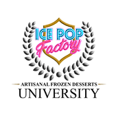 Ice Pop Factory University Logo Final Ve