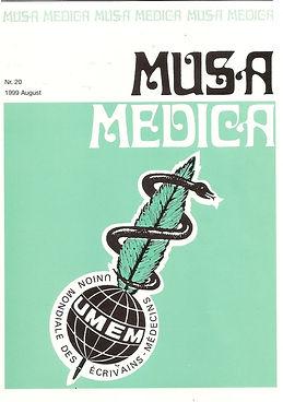 Musa Médica-Revista literária francesa