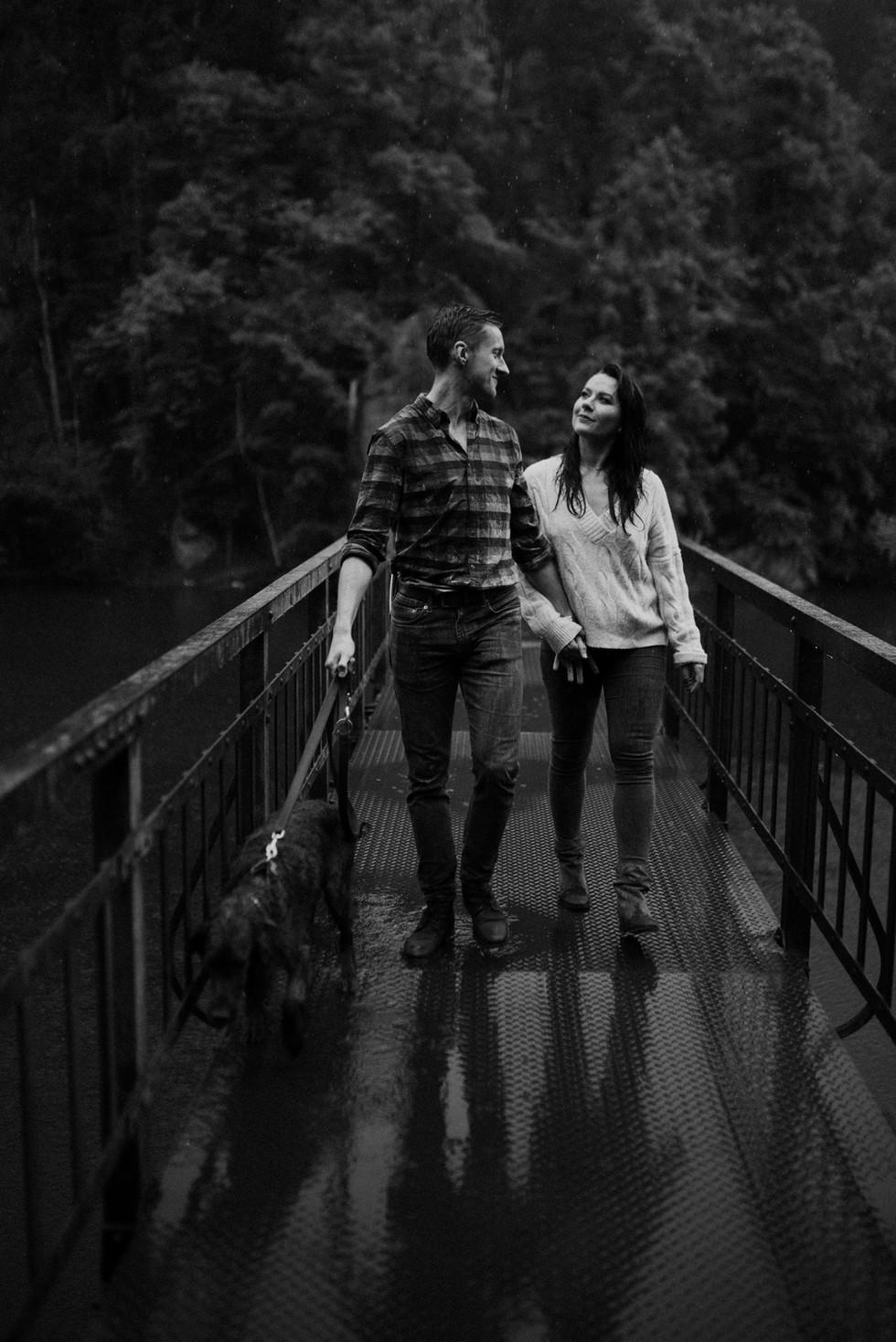 Natalia i Damian- sesja narzeczeńska- 12