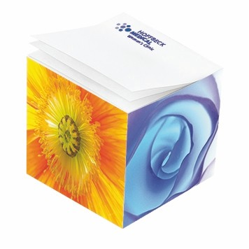 Cube Post Its full color