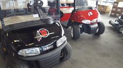 UofU golf carts