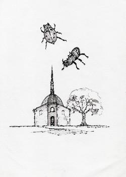 Bug Temple Design