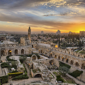 Shifting Reality in Israel/Palestine